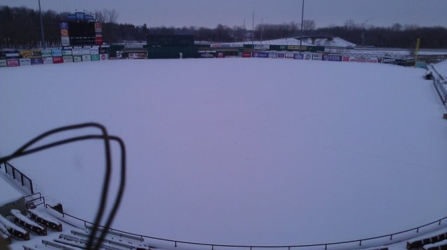 Fox Cities Stadium 2-6-13