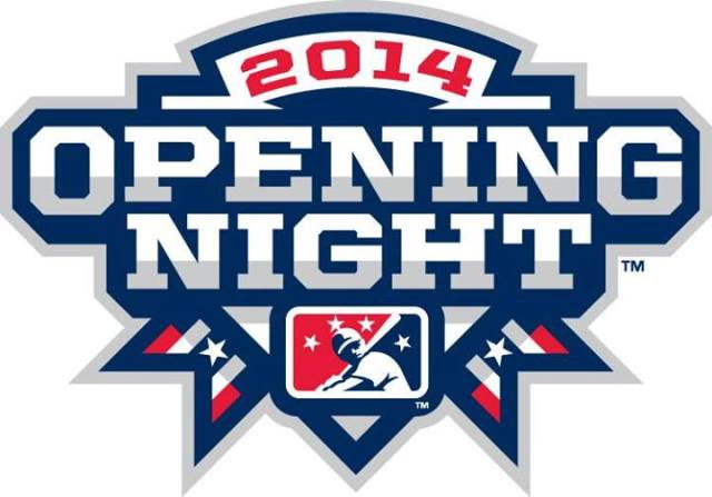 2014 Opening Night logo