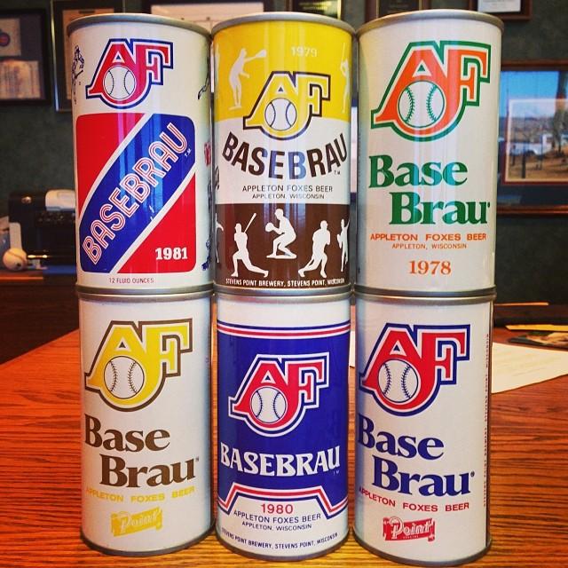 Appleton Foxes beer