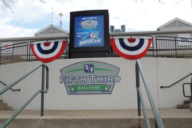 Welcome to Fifth Third Ballpark