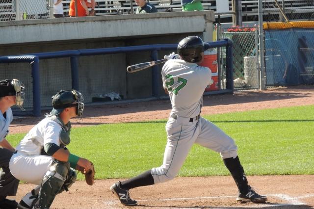 Austin Wilson HR swing