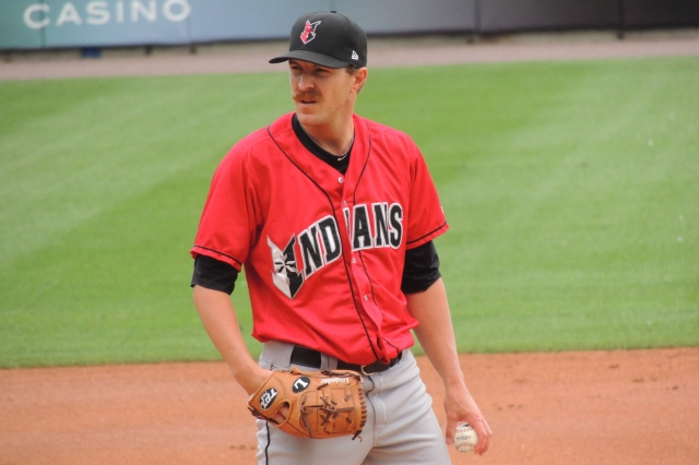 Indianapolis Indians SP Adam Wilk went 2-1 with a 1.49 ERA and 33 strikeouts in 36.1 IP for the 2009 West Michigan Whitecaps.