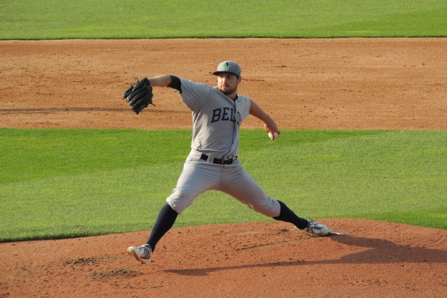 Beloit Snappers SP Matt Stalcup