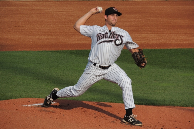 Wisconsin Timber Rattlers SP Preston Gainey