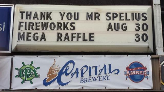 THANK YOU MR SPELIUS