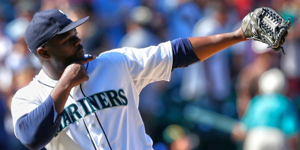 Fernando Rodney (Photo courtesy of the Seattle Mariners)
