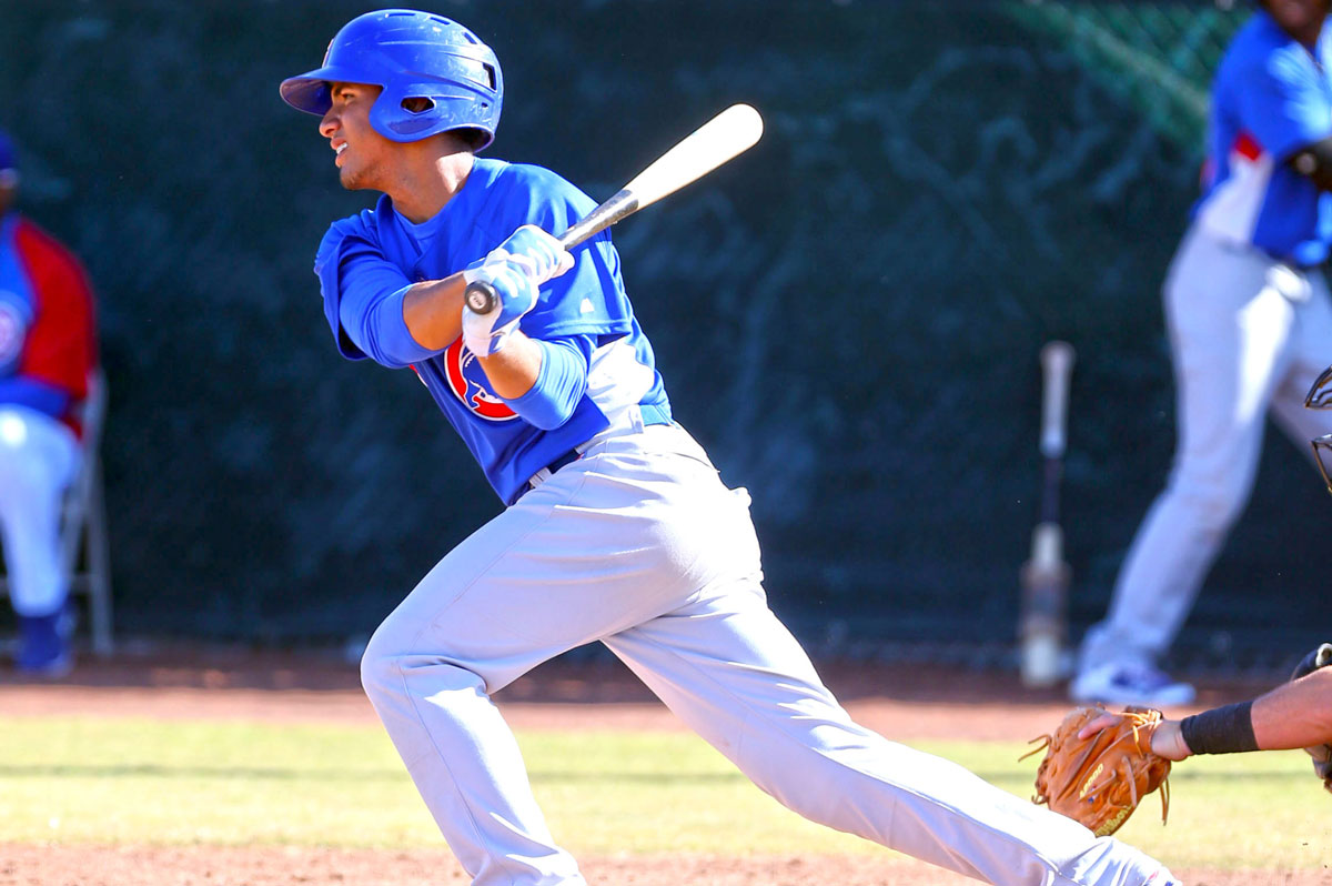 Torres top Cubs prospect assigned to South Bend roster ...