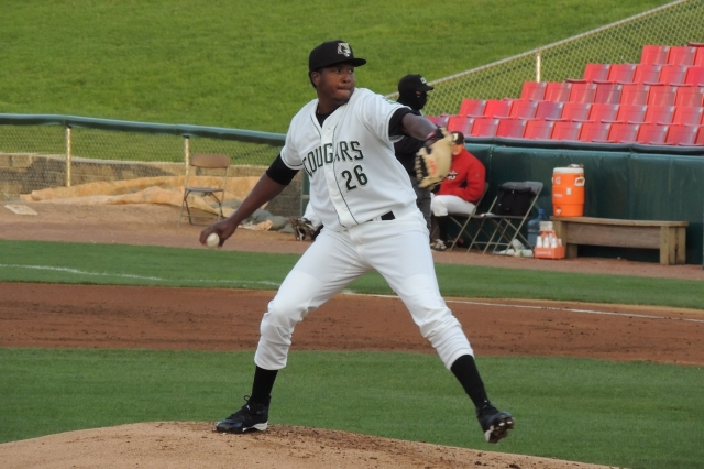 Kane County Cougars SP Jeferson Mejia