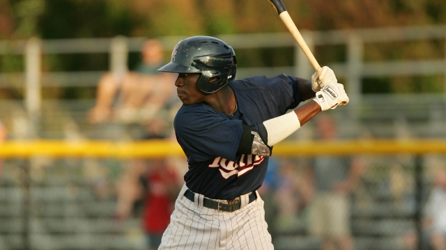 Nick Gordon batted .294 for the Elizabethton Twins last year. (MLB.com photo)