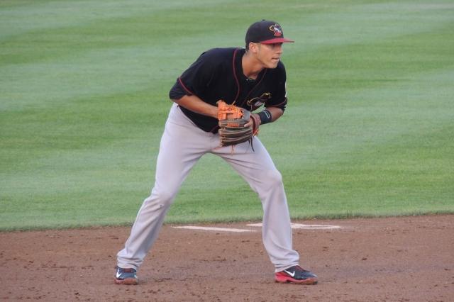 Carlos Correa at SS