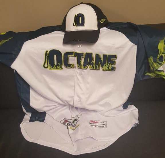 Fort Wayne Octane uniform