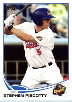 Stephen Piscotty Peoria Chiefs