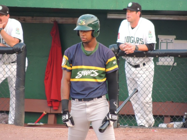 Beloit Snappers RF Shawn Duinkerk went 3-for-4 with a double and 3 RBI.