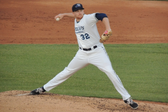 West Michigan Whitecaps SP Spencer Turnbull