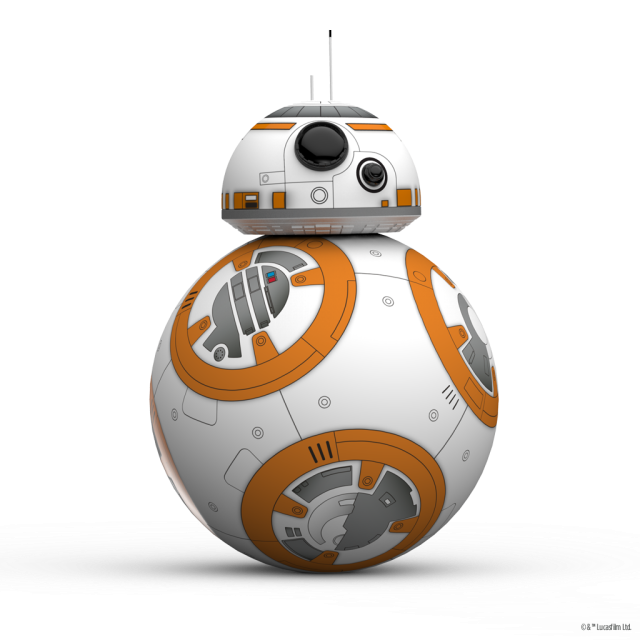 remote-controlled BB-8 toy