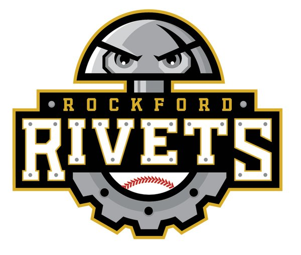 Rockford Rivets primary logo