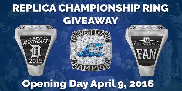 La kings replica championship ring giveaways