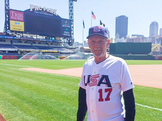 Jim Leyland Team USA Manager
