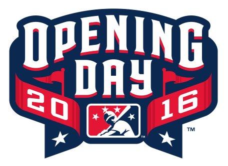 Opening Day 2016 logo