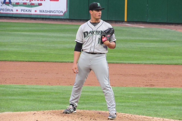 Fresh off the DL, Dayton Dragons RHP Tanner Rainey was charged with his fourth loss of the season Saturday.