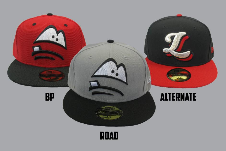 Lugnuts unveil new baseball caps  82df6acc2d6c